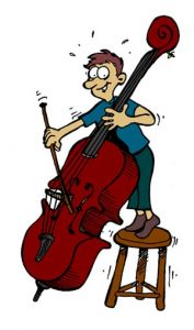 School Bass & Cello Hire