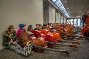 2016 Double Bass Workshop Participants