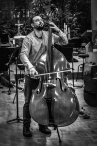 Etienne Lafrance in concert