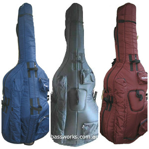 Double Bass Bags / Covers