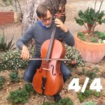 Full-Sized Cellos (4/4)